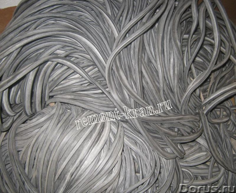Уплотнение (манжета) ОПУ крана - Запчасти и аксессуары - Продаю резиновое уплотнение (манжета) для о..., фото 1