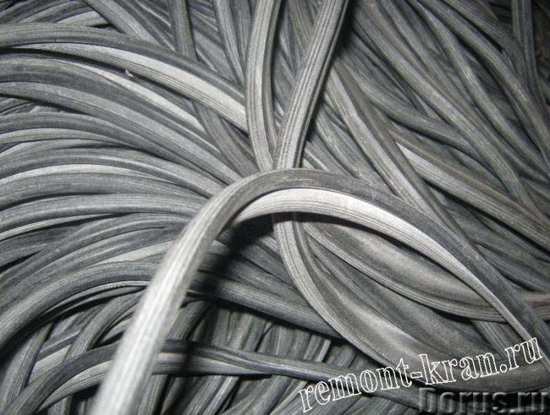 Уплотнение (манжета) ОПУ крана - Запчасти и аксессуары - Продаю резиновое уплотнение (манжета) для о..., фото 3