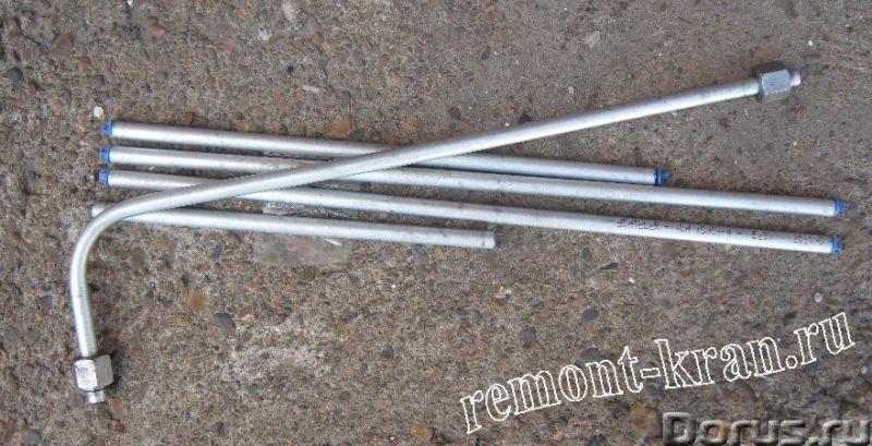 Гидроцилиндр для крана и спецтехники - Запчасти и аксессуары - Продаю гидроцилиндр опорный МТА-160К..., фото 2